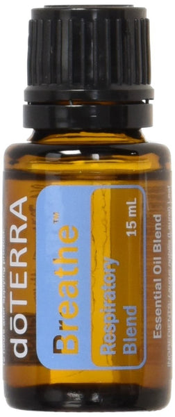 doTERRA Breathe Respiratory Blend - 15 mL