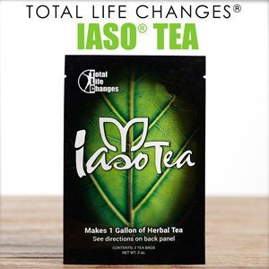 TLC Iaso Tea - Best Detox & Weight Loss Natural Tea (1 week supply) - 100% Natural Organic Herbs Tea - Best Way to lose Weight / Fat Buring / Cleanse & Detox your Body / TLC / 100% Authentic /