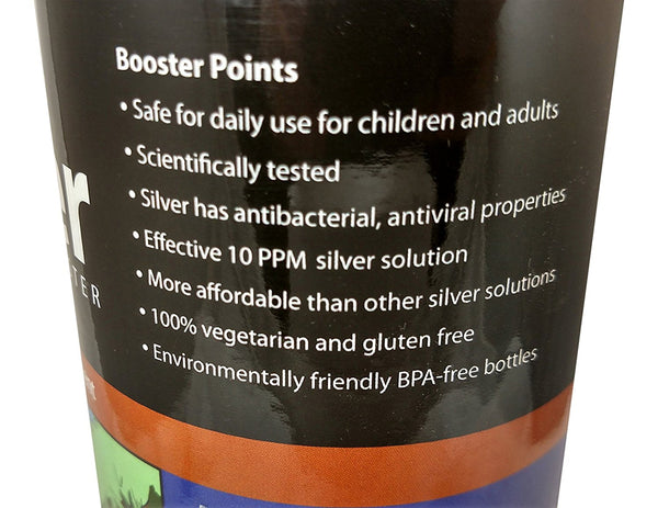 Nano Ionic Silver Technology (12 oz) with Cutting-Edge 10 ppm - Liquid Immune Booster for Kids, Pets & Adults Enhances Wellness - Next Generation Ionic Silver