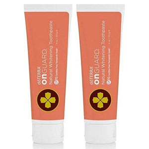 dōTERRA On Guard® Natural Whitening Toothpaste 4.2oz (2 Pack)