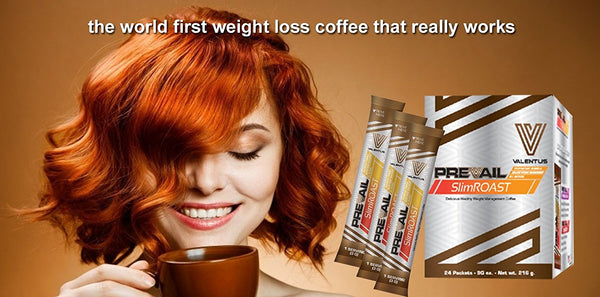 VALENTUS SLIMROAST COFFEE X 2 BOXES/ 48 SACHETS