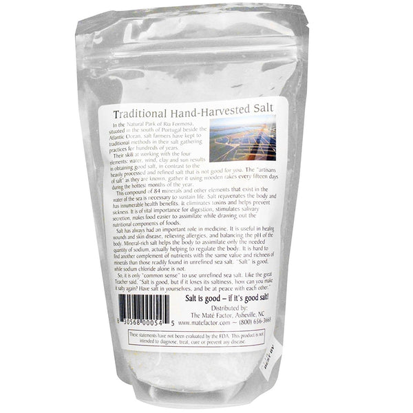 Mate Factor - Salt Works Unrefined Sea Salt - 16 oz.