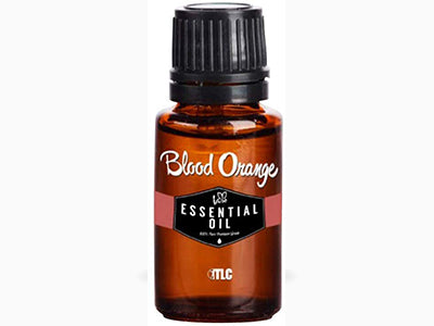 TLC Iaso Blood Orange Essential Oil 0.5 Fl Oz. | 15 Ml Bottle