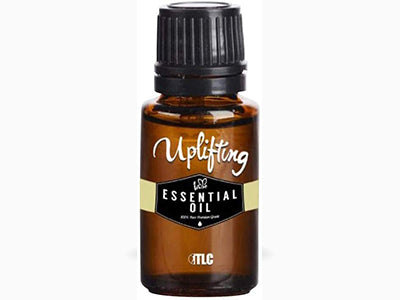 TLC Iaso Uplifting Essential Oil Blend 0.5 Fl Oz. | 15 Ml Bottle