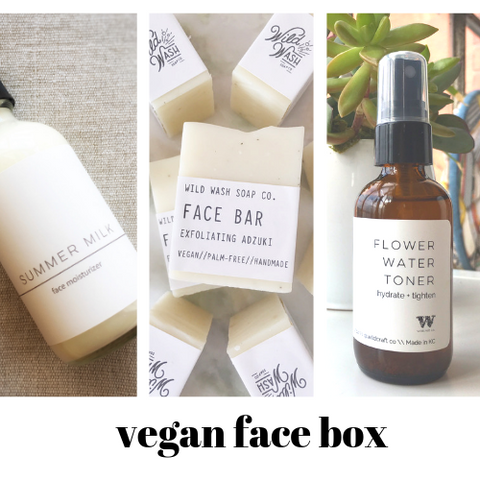 Fresh Face 1-2-3 Step Subscription Box