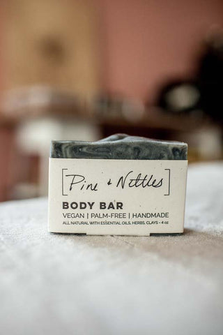 Pine and Nettles Bar Soap