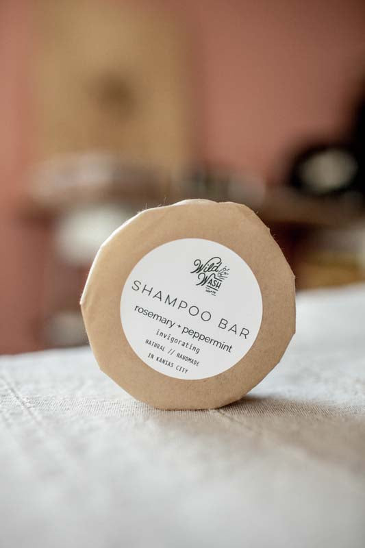 Shampoo Bar with Jojoba
