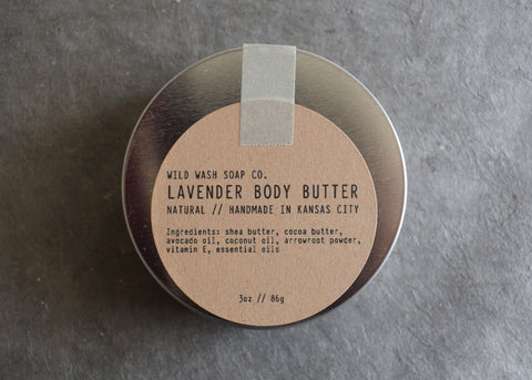 Clean Beauty Butter Bar