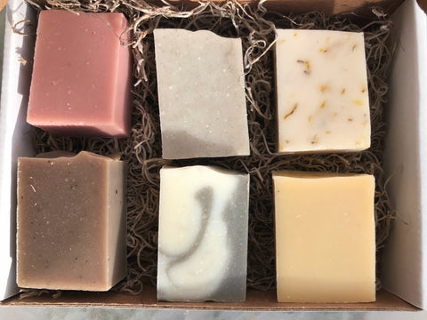 Petít Soaps Sample Box