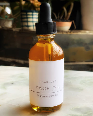 Fearless Face Oil