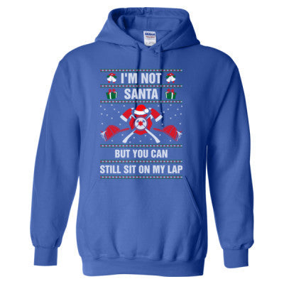 Im Not Santa But You Can Still Sit On My Lap Sweatshirt