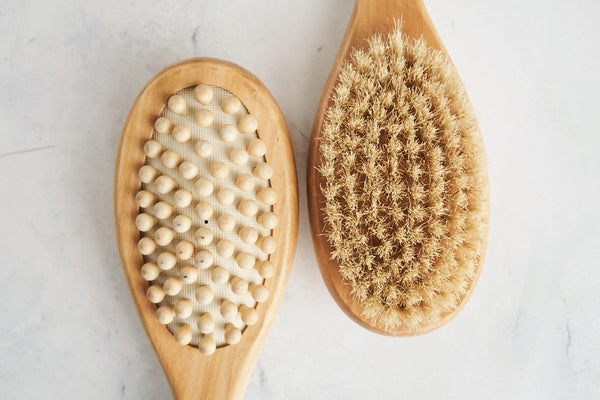 How to Dry Brush to Reduce Cellulite