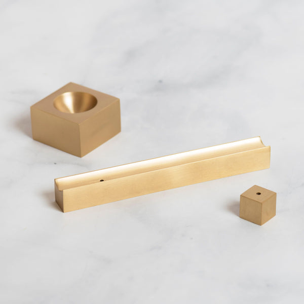 Brass Incense Holders