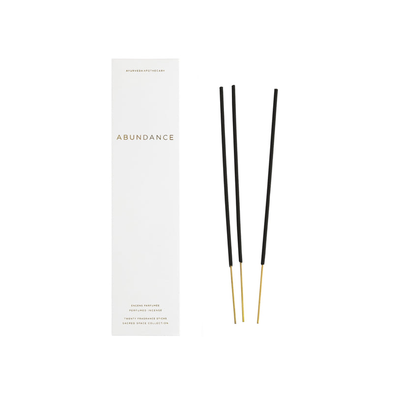 Abundance Incense Box Online | Perfumed Incense fragrance Sticks | Made By Yoke