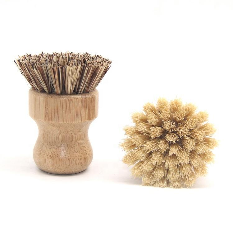 Made by Yoke Eco Bamboo Veggie Brush