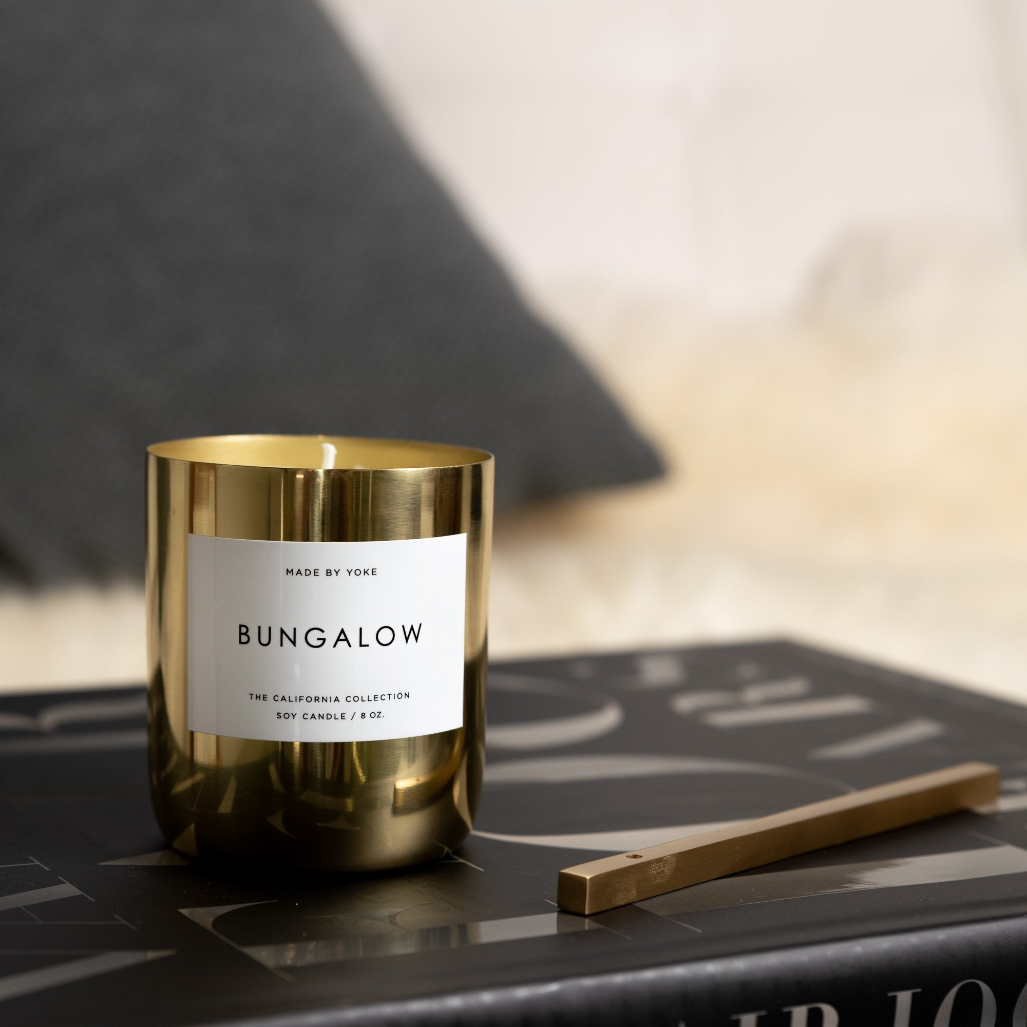 "Bungalow ""California"" Candle"