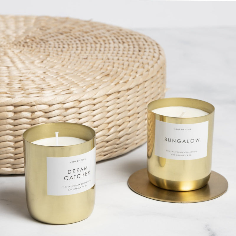 Bungalow California Candle