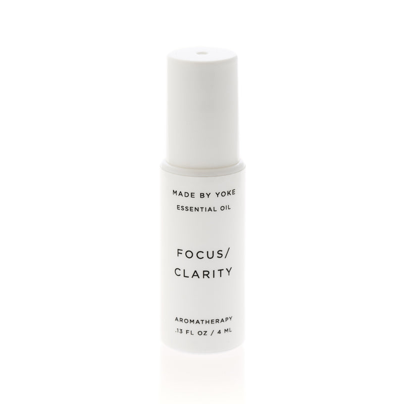 Made by Yoke Focus/Clarity Aromatherapy Roll-On