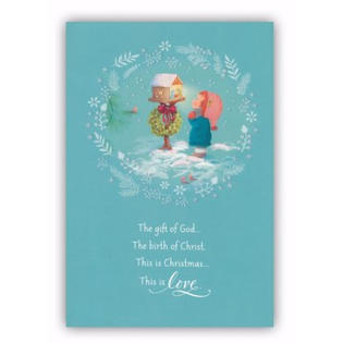 Dayspring Christmas Cards.Dayspring Boxed Christmas Cards The Gift Of God
