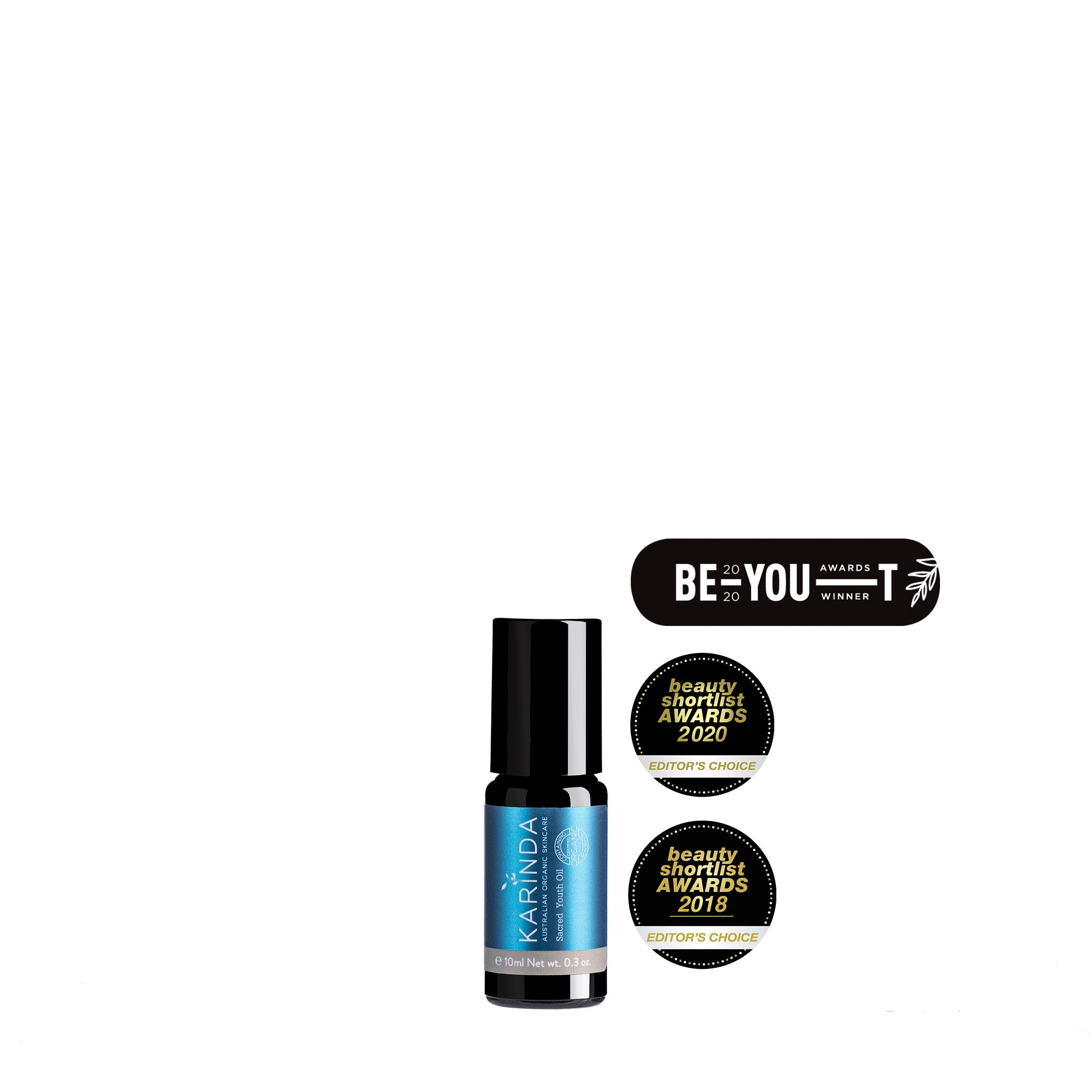 Sacred Youth Oil - Travel Size
