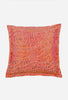 SALE! Fish Net 100% Silk Cushion