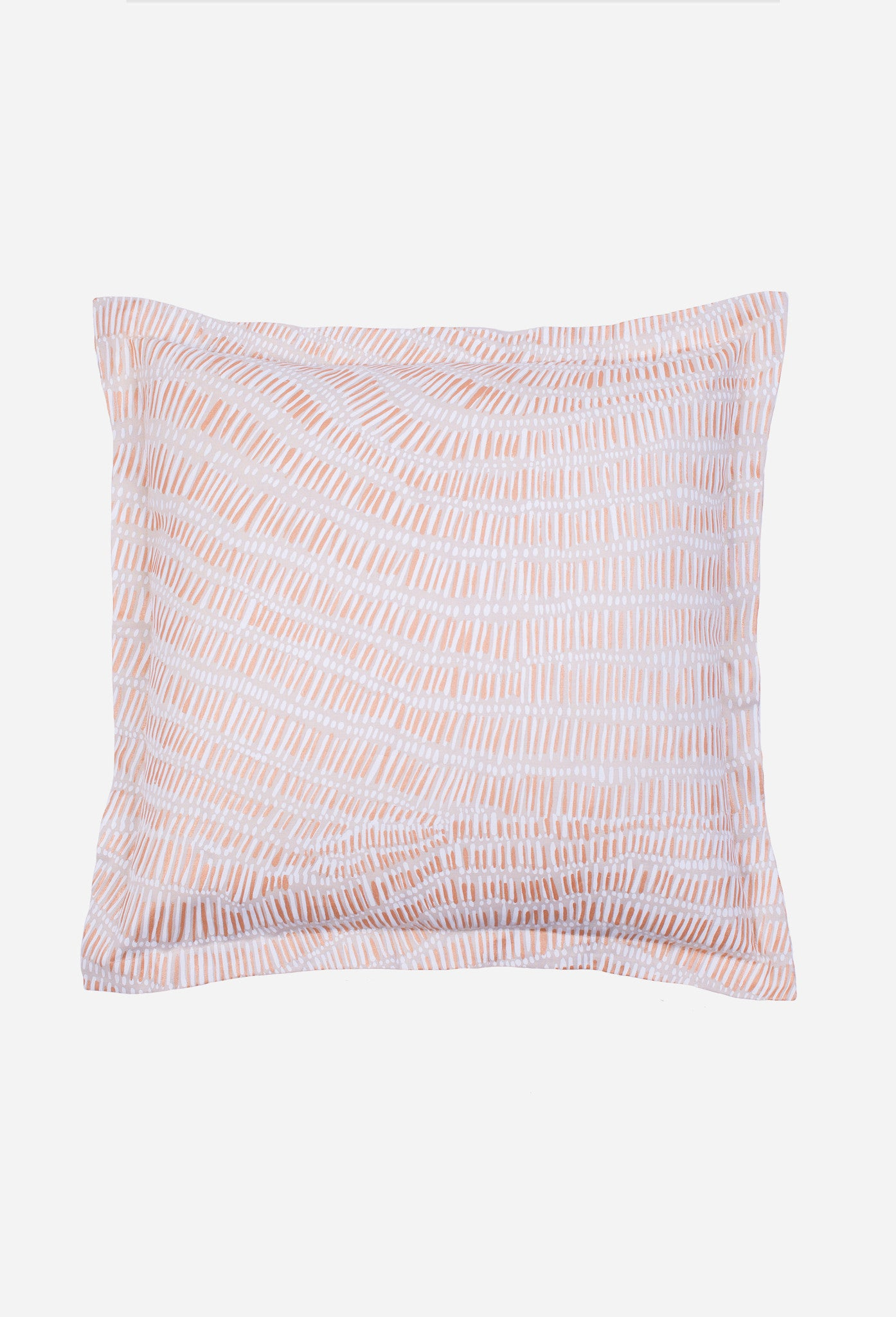 Fish Net Linen Cushion