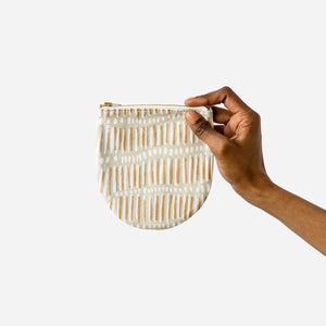 Half Moon Pouch – Fish Net
