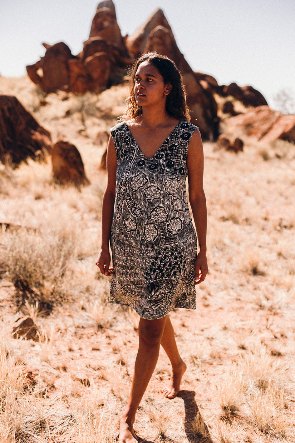 Seed Dreaming Shift Dress