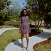 Pre-order Tiwi 3/4 Shirt Dress