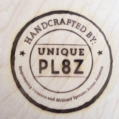 ADVENTURE by Unique Pl8z  Recycled License Plate Art - Unique Pl8z