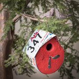 License Plate Birdhouse by Unique PL8z - Personalize with your favorite states