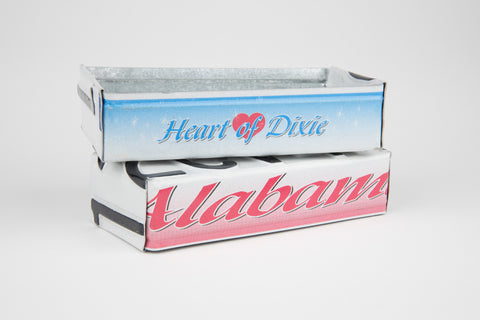 Alabama license plate box - Alabama Souvenir