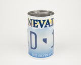 Nevada License Plate Pencil Holder - Nevada Souvenir - Father's Day gift Idea - Nevada Teacher Gift idea - Nevada Gift Idea  Recycled License Plate Art - Unique Pl8z