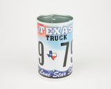 Texas License Plate Pencil Holder - Texas Souvenir by UNIQUE PL8Z