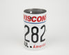 WISCONSIN CANISTER  Recycled License Plate Art - Unique Pl8z
