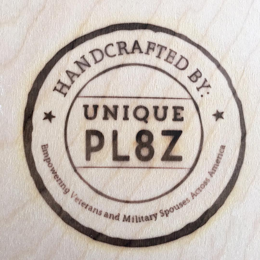 MANCAVE by Unique Pl8z  Recycled License Plate Art - Unique Pl8z