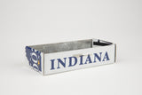 Indiana License Plate Box - Indiana Souvenir