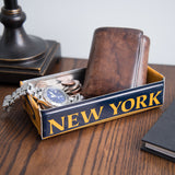 New York license plate - New York Souvenir  Recycled License Plate Art - Unique Pl8z