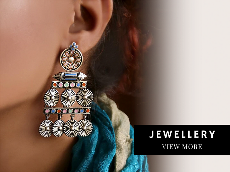 Shop jewelry brands like Amrapali, Aditi Bhatt and more online - Riviera Closet