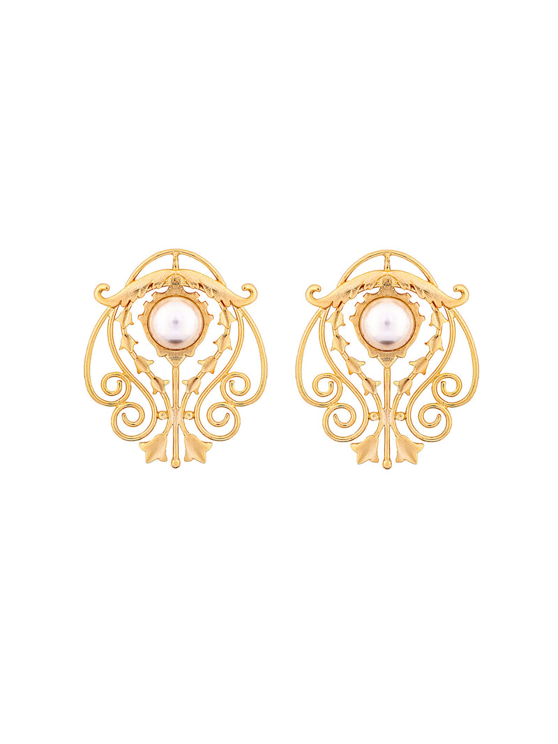 Jolie Earrings - Riviera Closet