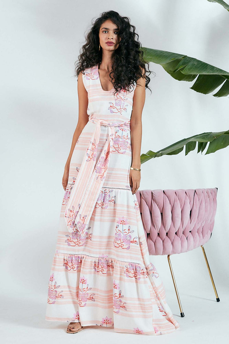 Rowling Maxi Dress - Riviera Closet