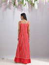 Avery Red Dress - Riviera Closet
