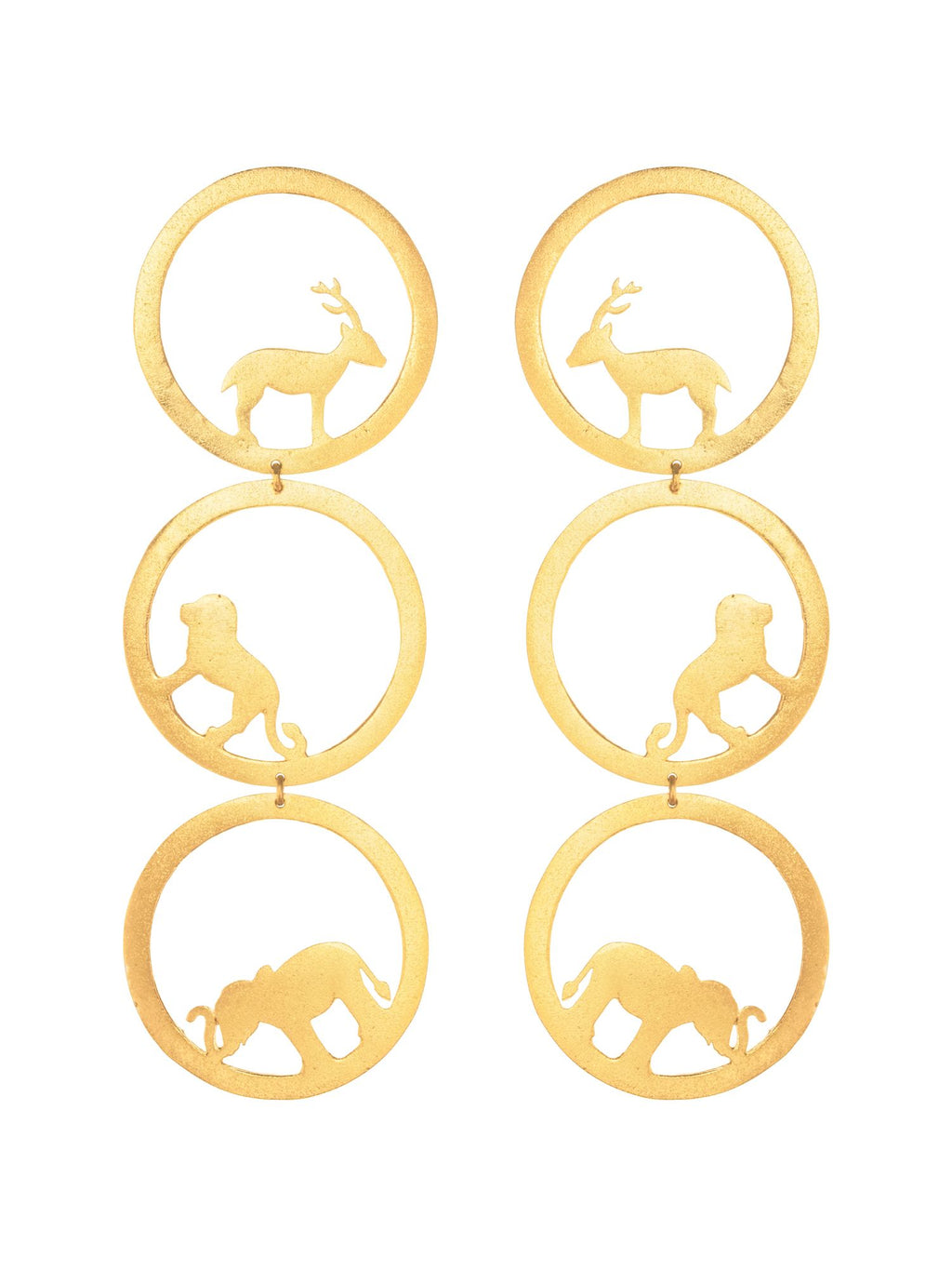 Amare Earrings - Riviera Closet