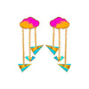 Paper Plane Earrings - Riviera Closet
