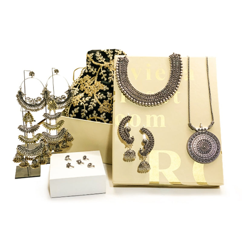 Jewelry Gift Box Set C - Riviera Closet