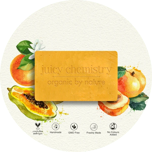 Papaya, Apricot & Mandarin Cold Pressed Soap - Riviera Closet