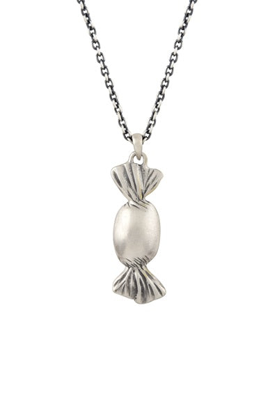 Toffee Silver Plated Masaba Necklace - Riviera Closet