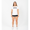 Killin' It - White - Savage Barbell Women's T-Shirt - Savage Barbell