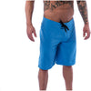Men's Shorts - Freak Board Shorts - Tidal Blue - Savage Barbell