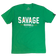 2020 Irish Savage - Green - Savage Barbell Men's T-Shirt